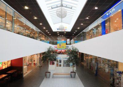 Objektverglasung Köwe-Einkaufszentrum Regensburg